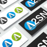 Design A2SN – Logo et Carte de visite