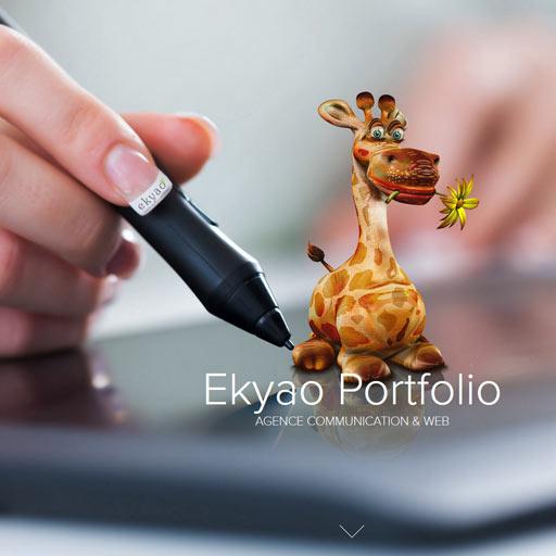 Ekyao Galerie sur Adobe Portfolio