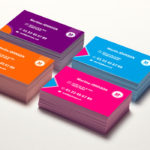 Design Ekyao – Carte de visite Pantone®