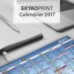 Print – Calendrier 2017