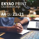 Print – Calendriers 2018