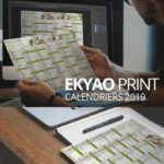 Print – Calendriers 2019
