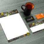 Design Ekyao – Papier à entête