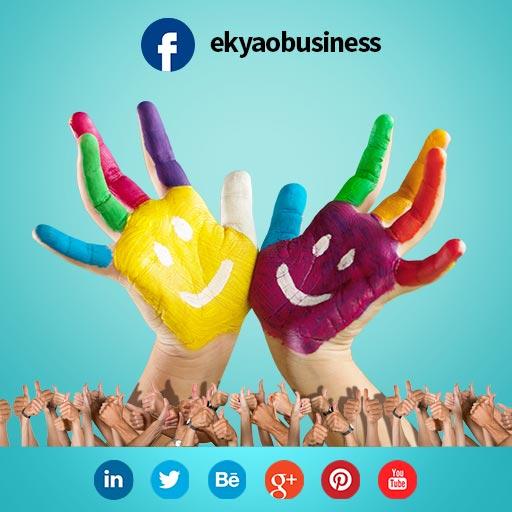 Réseaux sociaux Ekyao Besançon
