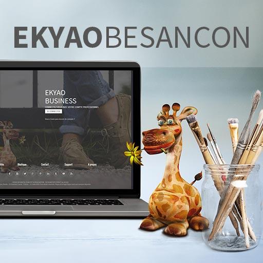 Ekyao vous présente son nouveau site