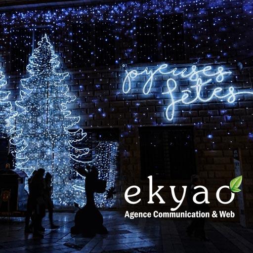 Ekyao vous souhaite de bonnes fêtes de fin d'année 2019