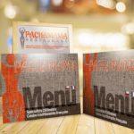 Design Pachamama Restaurant – Menu