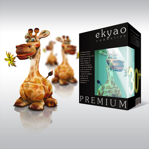 Design Ekyao Design Packaging