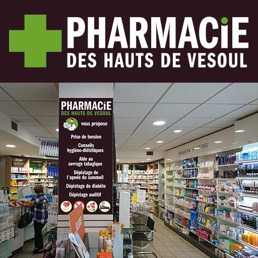 Print (imprimerie) – Pharmacie des Hauts de Vesoul