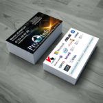 Design ProAsInfo – Carte de visite