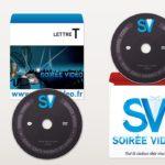 Design Soirée Vidéo – Logo