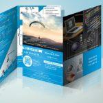 Design SS2L – Dépliant