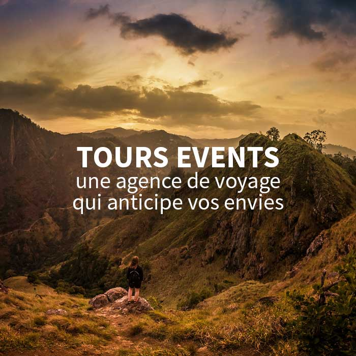 Design Tours Events – Refonte web
