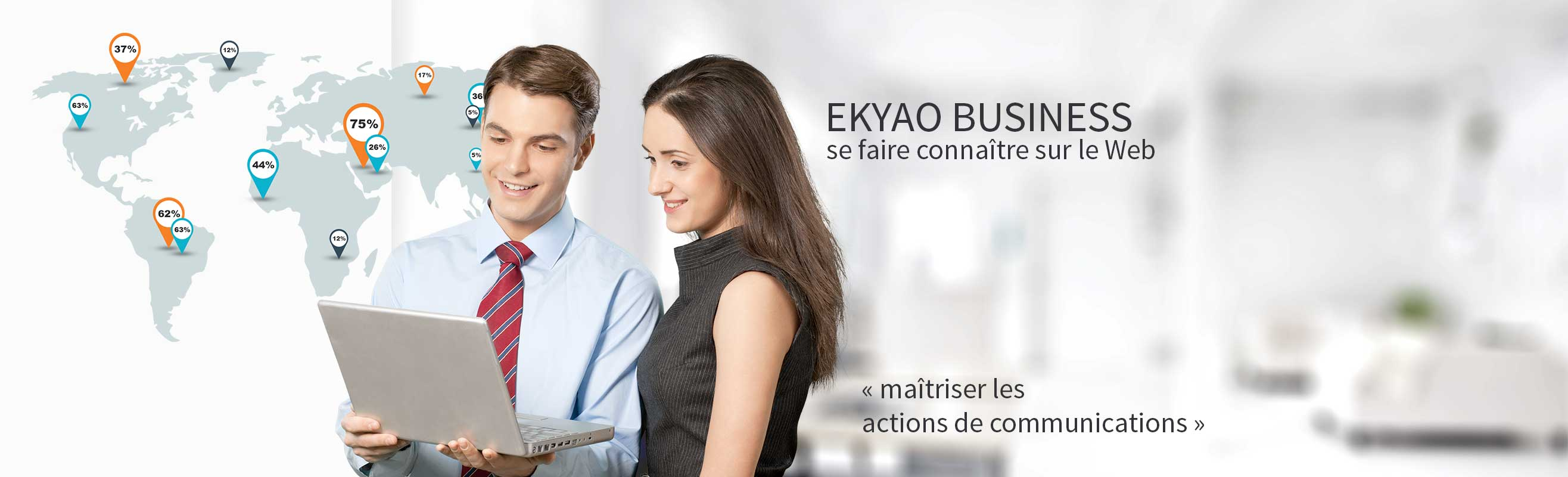 Ekyao Business Print-Marketing. Maîtriser les actions de communication