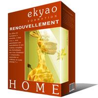 Ekyao HOME Renouvellement