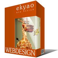 Ekyao WEB DESIGN Info